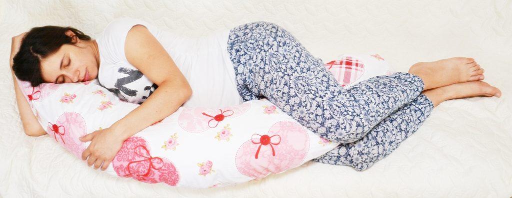 perna Cornulet cu inimioare roz si mami