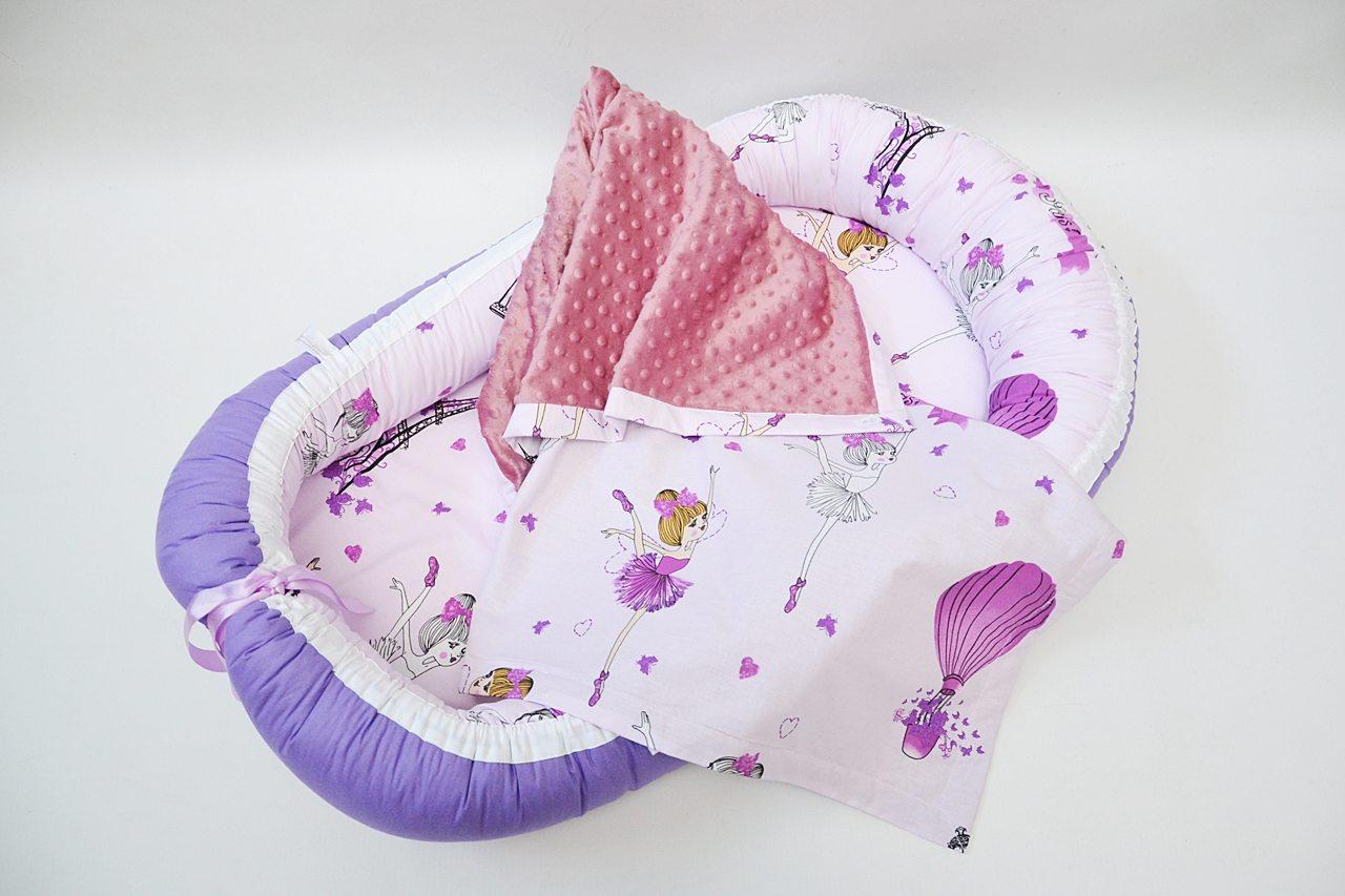 baby-nest-0-6-cu-mov-si-balerina-si-paturica
