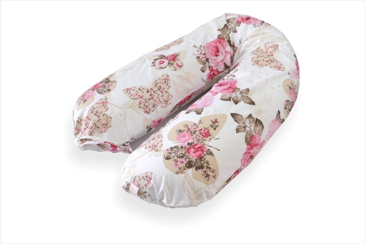 cornulet-cu-trandafiri-si-fluturi-roz-2